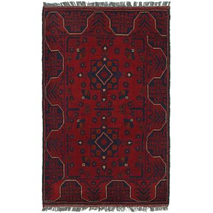 Link to 2' 7 x 4' 2 Khal Mohammadi Rug item page