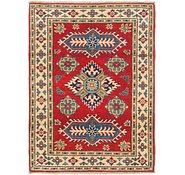 Link to Unique Loom 2' 8 x 3' 9 Kazak Rug