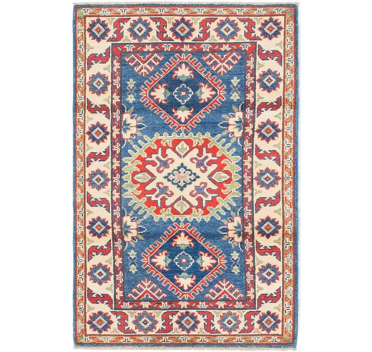 2' 7 x 4' 2 Kazak Rug