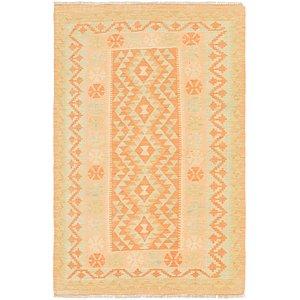 Link to 3' x 4' 10 Kilim Waziri Rug item page