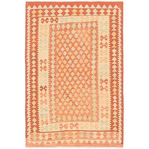 Link to 100cm x 152cm Kilim Waziri Rug item page