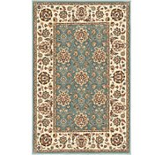 Link to 3' 3 x 5' Kashan Design Rug