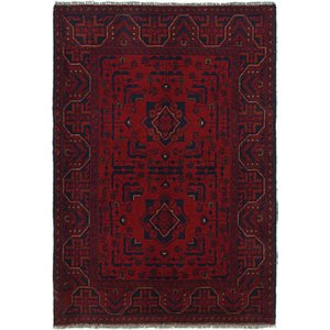 Link to 85cm x 122cm Khal Mohammadi Rug item page