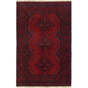 2' 6 x 4' Khal Mohammadi Rug