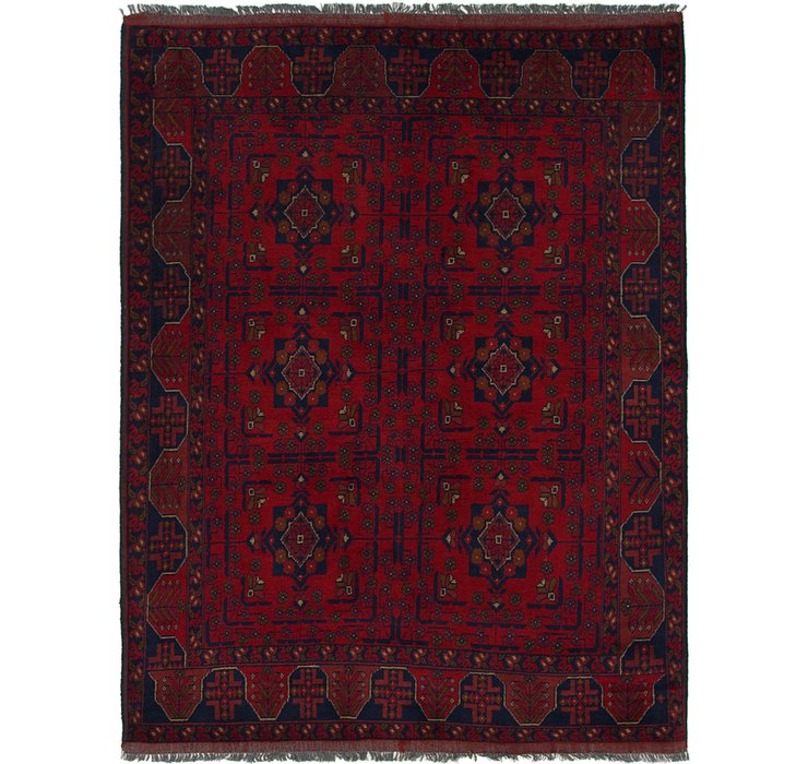 5' x 6' 5 Khal Mohammadi Rug