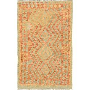 Link to 3' 2 x 5' 2 Kilim Waziri Rug item page