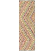 Link to 3' x 9' 10 Kilim Modern Runner Rug