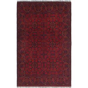 Unique Loom 4' x 6' 5 Khal Mohammadi Rug