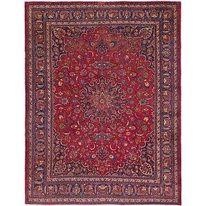 Unique Loom 9' 7 x 12' 8 Mashad Persian Rug