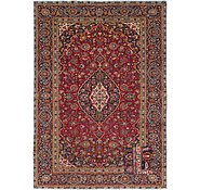 Link to 7' 6 x 10' 9 Kashan Persian Rug