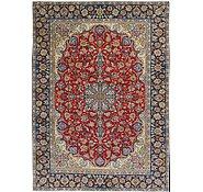 Link to 9' 3 x 12' 10 Isfahan Persian Rug