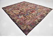 Link to 9' 10 x 12' 5 Kashmar Persian Rug