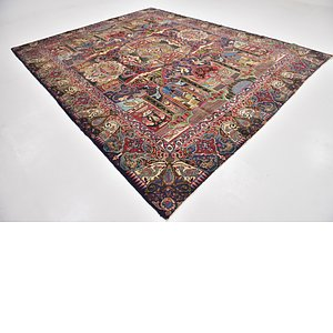 Link to 300cm x 378cm Kashmar Persian Rug item page