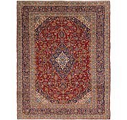 Link to 9' 9 x 12' 7 Kashan Persian Rug