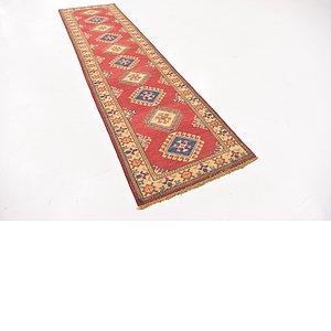 Link to 2' 7 x 9' 10 Kazak Runner Rug item page