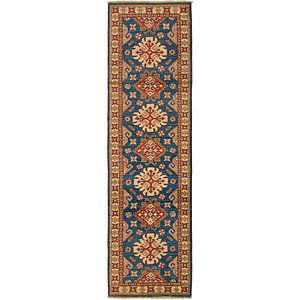 Link to 80cm x 305cm Kazak Runner Rug item page