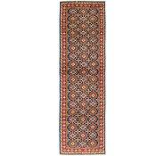 Link to 2' 8 x 9' 10 Kazak Runner Rug