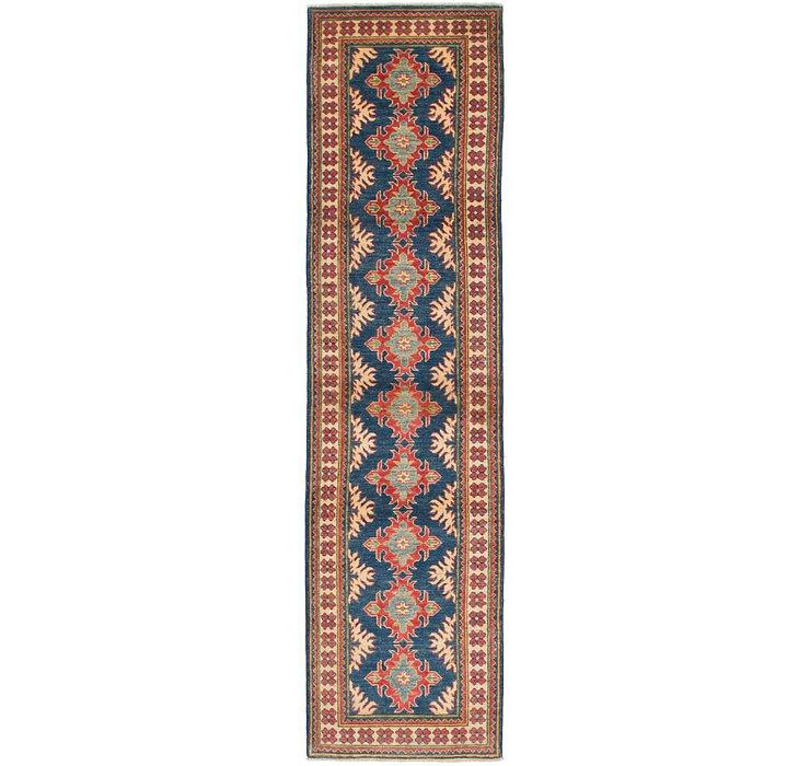 2' 8 x 11' Kazak Runner Rug
