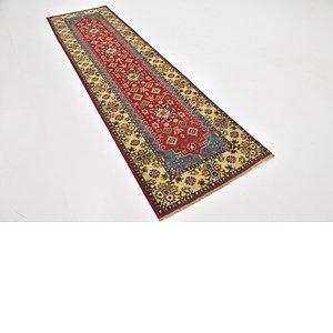 Link to 2' 8 x 9' 6 Kazak Runner Rug item page