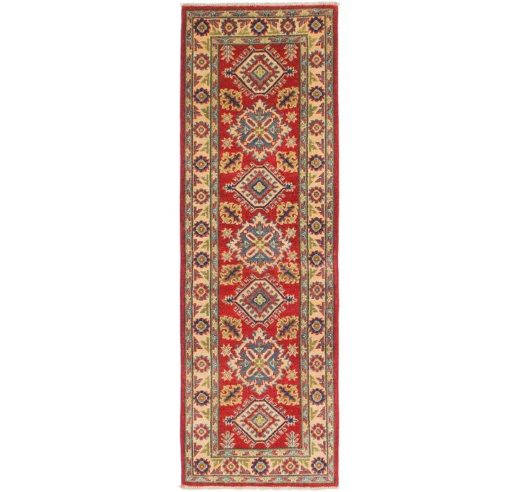 2' x 6' 5 Kazak Runner Rug