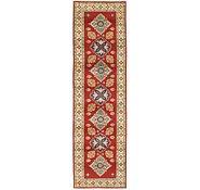 Link to 2' 8 x 9' 8 Kazak Runner Rug