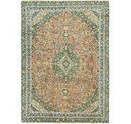 Link to 7' 9 x 11' Mashad Persian Rug