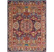 Link to 9' 10 x 12' 7 Kashmar Persian Rug