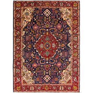 Unique Loom 9' 10 x 13' 7 Tabriz Persian Rug