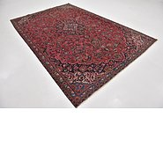 Link to 6' 10 x 10' 6 Mashad Persian Rug