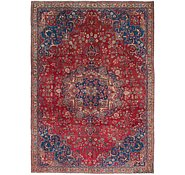 Link to 7' 3 x 10' Mashad Persian Rug