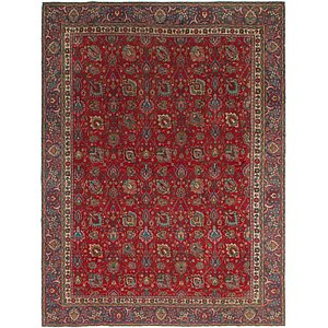Link to 9' x 12' Tabriz Persian Rug item page