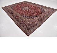Link to 9' 9 x 12' 9 Kashan Persian Rug