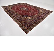 Link to 9' 9 x 13' 3 Kashan Persian Rug