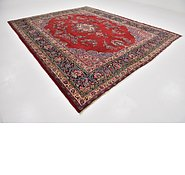 Link to 9' 9 x 12' Shahrbaft Persian Rug