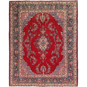 9' 9 x 12' Shahrbaft Persian Rug