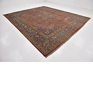 Link to 11' 2 x 12' 7 Tabriz Persian Square Rug