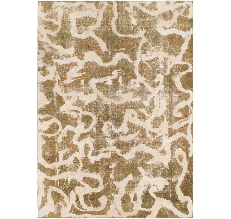 9' 2 x 13' Ultra Vintage Persian Rug