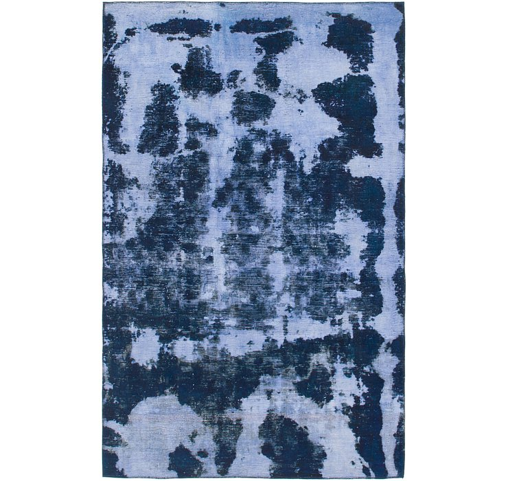 173cm x 270cm Ultra Vintage Persian Rug