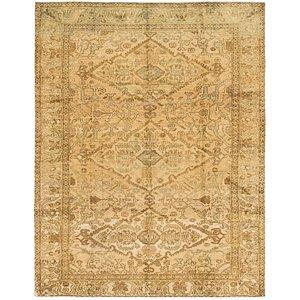7' x 9' 4 Ultra Vintage Persian Rug