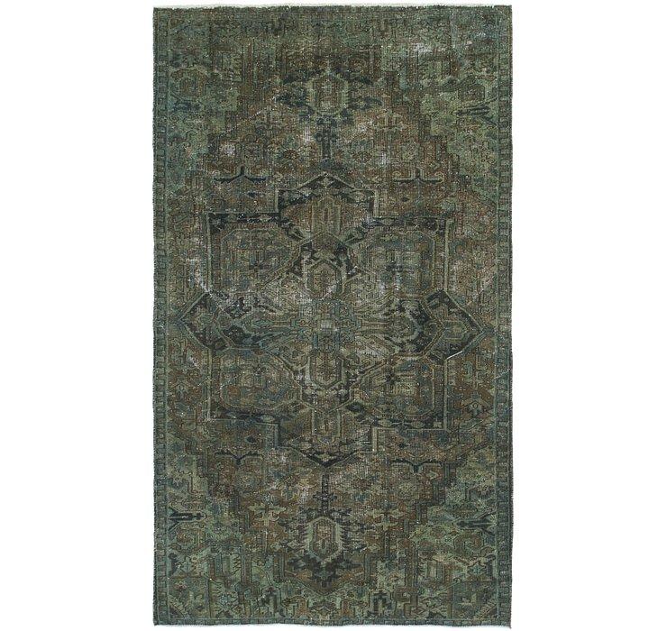 5' 9 x 10' 3 Ultra Vintage Persian Rug