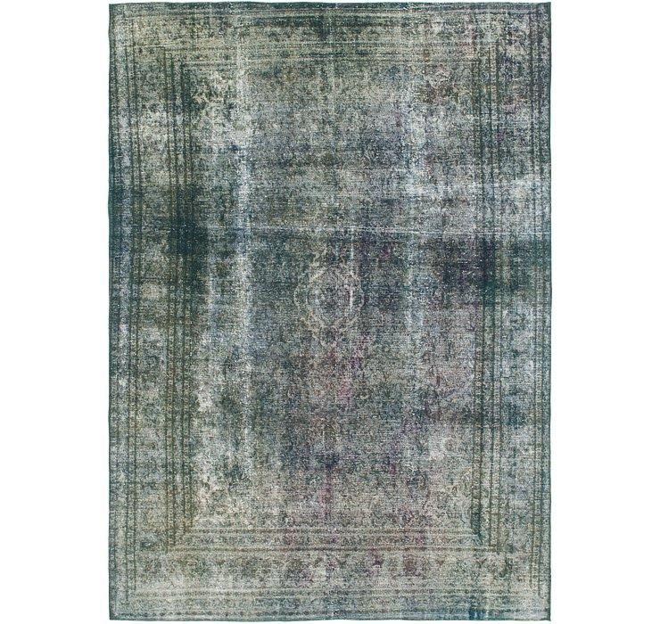 7' 8 x 10' 10 Ultra Vintage Persian Rug