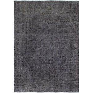 Unique Loom 7' 9 x 11' 2 Ultra Vintage Persian Rug