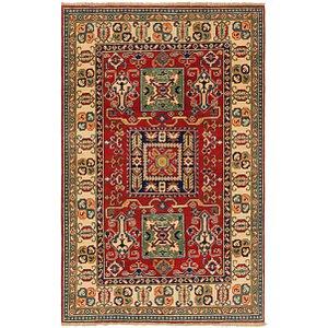 Link to 3' 10 x 6' Kazak Rug item page