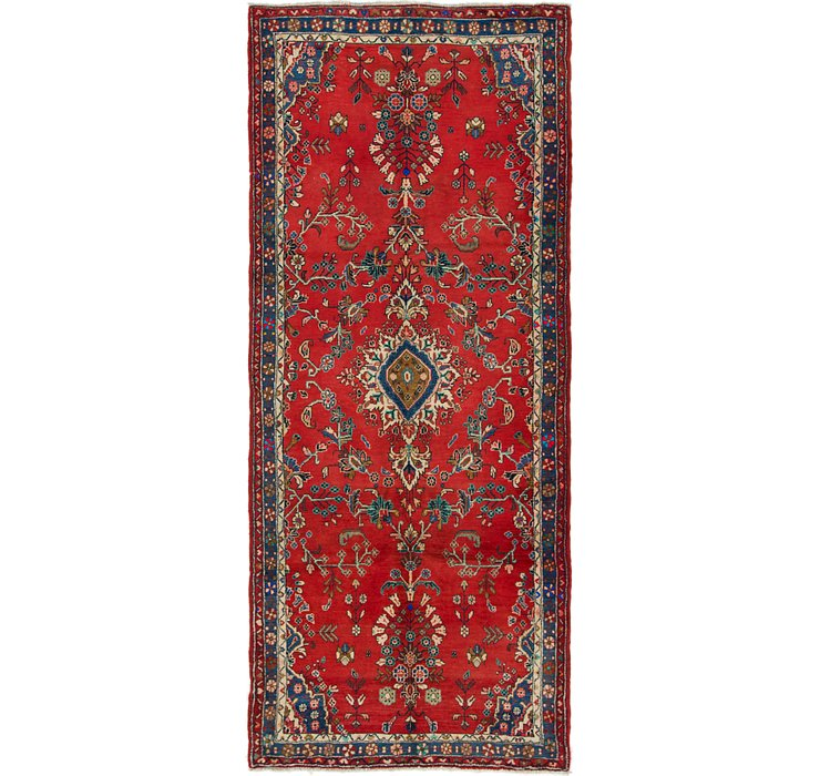 3' 10 x 9' 6 Mehraban Persian Runner...