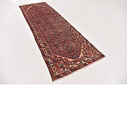 Link to 3' 3 x 9' 6 Hossainabad Persian Runner Rug