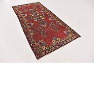 Link to 3' 10 x 7' 10 Mahal Persian Runner Rug