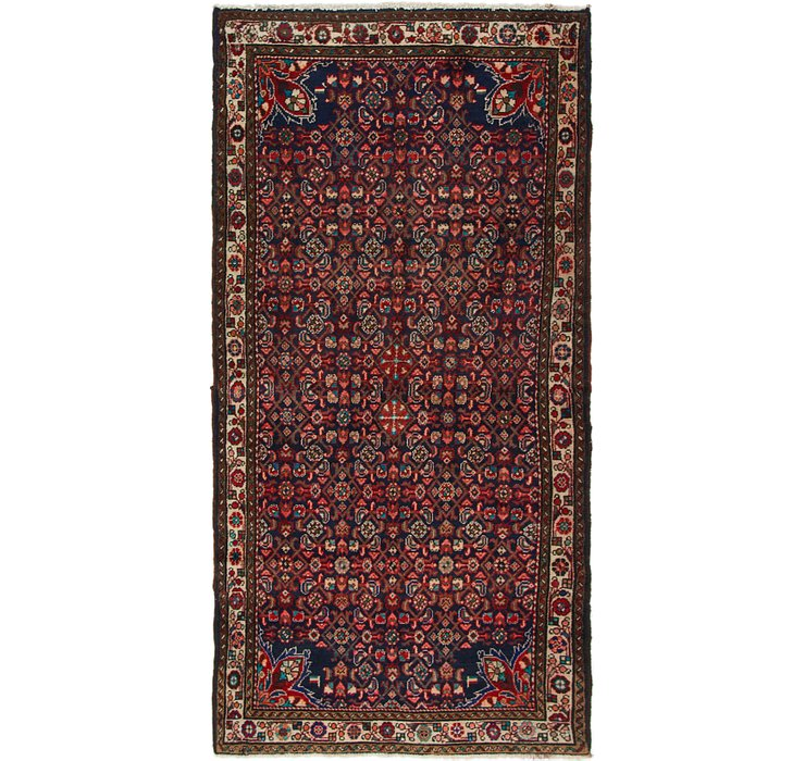 4' 2 x 8' 4 Malayer Persian Runner ...