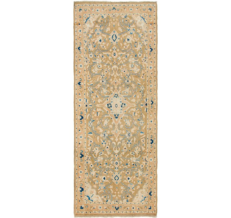 HandKnotted 3' 8 x 10' Mahal Persian Runner Rug