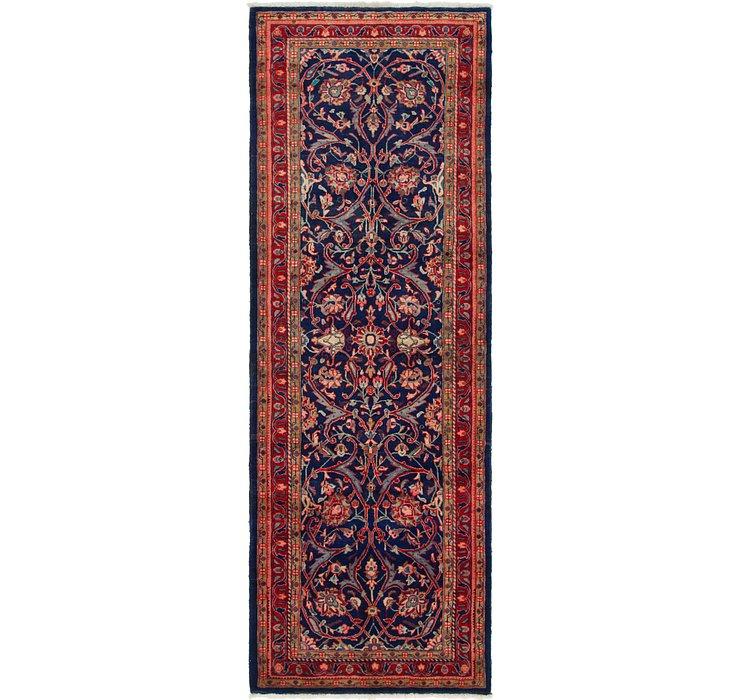 3' 8 x 10' 5 Mahal Persian Runner Rug