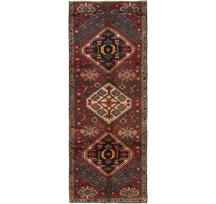 3' 6 x 9' 4 Bakhtiar Persian Runner...